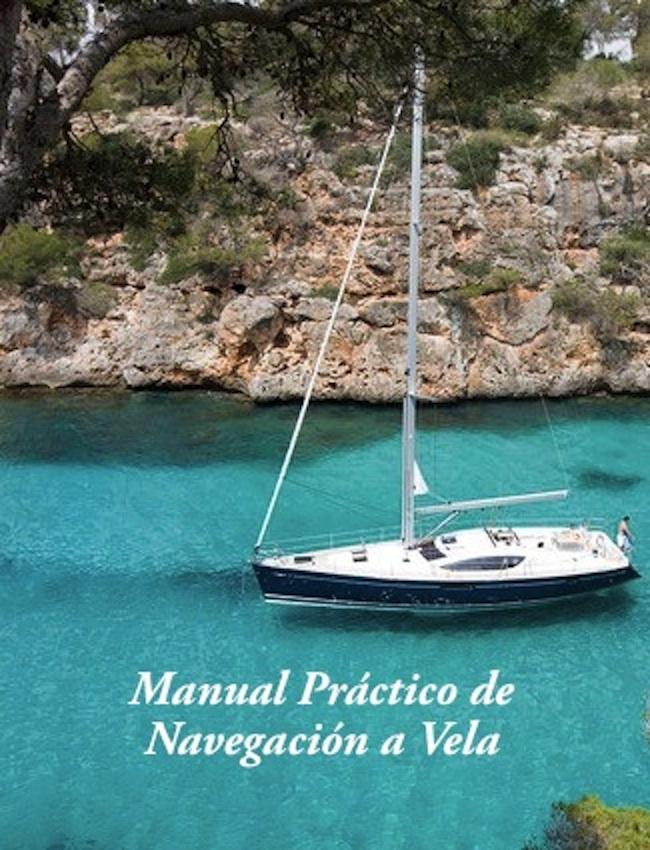 Cover image for Manual práctico de navegación a vela