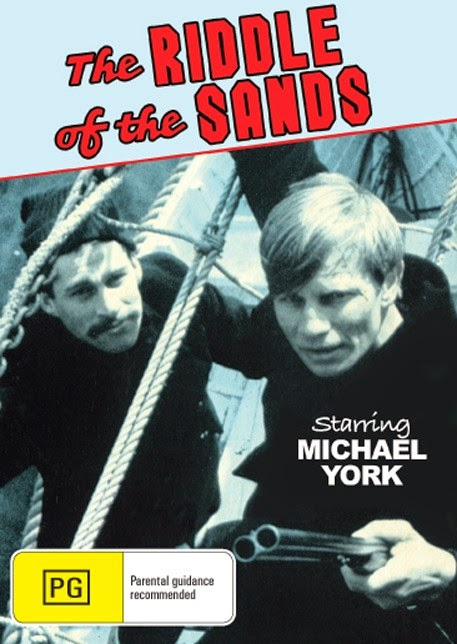 The Riddle of the Sands film erskine childers
